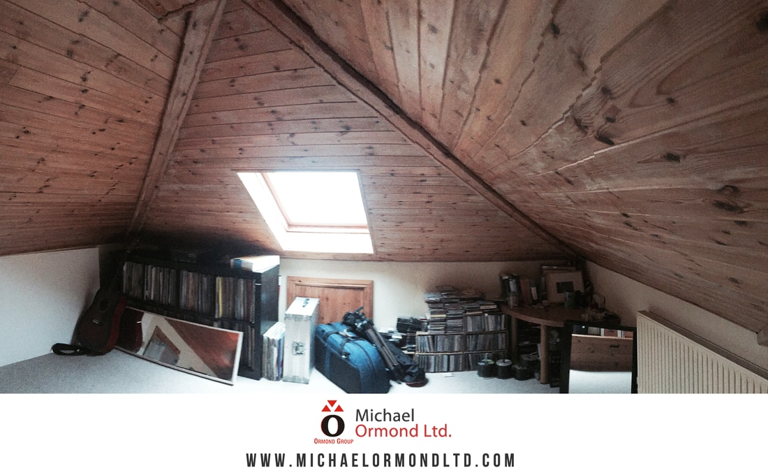 Attic conversion Tipperary